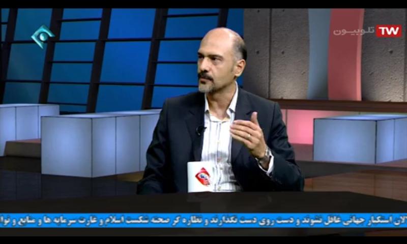 محمد صادقیه کارشناس تبلیغات انتخاباتی